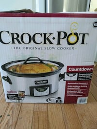 Crockpot with small fondue pot Silver Spring, 20906