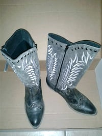 NEW IN BOX Sheryl Crow Leather Boots  size 10 Jacksonville, 32244