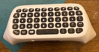 Xbox One Keyboard Controller Keyboard Attachment