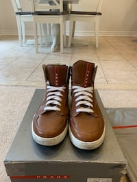 Prada Zip Hightops Toronto, M5B 2H1