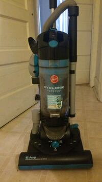Hoover 12 amp Cyclonic Cleaning System