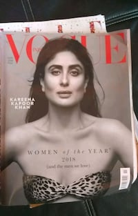 VOGUE INDIA-NOV 2018-KAREENA KAPOOR KHAN New Delhi, 110096