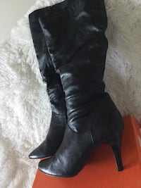 Leather Boots Edmonton, T5H 1L9