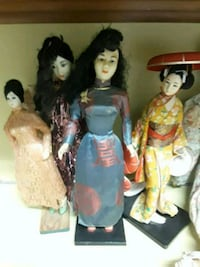 Asian dolls Hoover