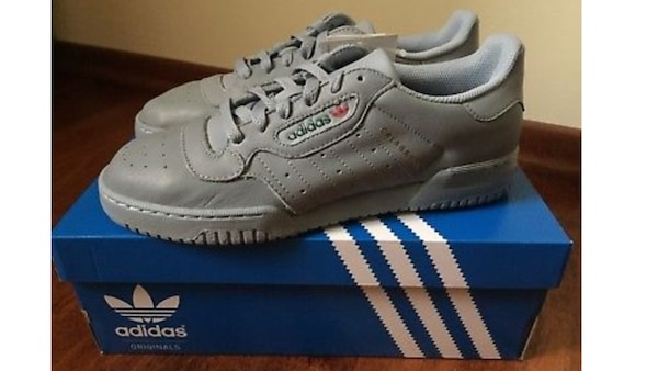 357f8bc3a Used Adidas Yeezy Powerphase Calabasas Grey for sale in Agoura Hills ...