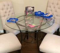Glass Dining Room Table San Diego, 92122
