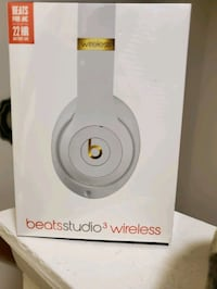 Beats Studio 3 Wireless Headphones  Fairfax, 22031