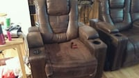 Sofa, love seat, recliner..Eric Church collection Heflin, 36264