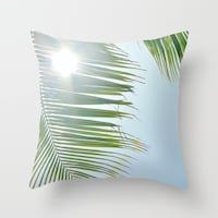 Palm tree throw pillow Palm Bay, 32905