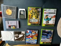 assorted Nintendo DS game cartridges Seattle, 98146