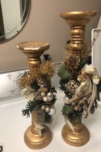 Christmas candle holder Richmond Hill, L4C 4Y7
