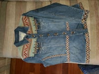 Southwest Style Denim Jacket Springfield, 22153