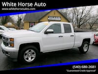 2014 Chevrolet  Silverado  1500LT Warrenton, 20186