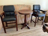 Entire Pool table set and chairs  Thousand Oaks, 91360