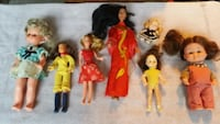 Vintage dolls from the 70s Cape Coral, 33904
