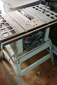 Table saw, Delta