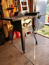 black and gray table saw Hagerstown, 21740