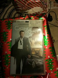 Casino Royale DVD case Adel, 31620