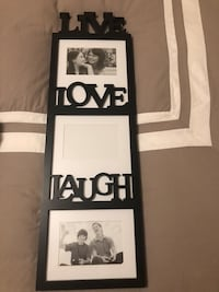 Live/Love/Laugh Frame  Brampton, L6Z 4B7