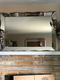 A large mirror very gorgeous over any fireplace or on any wall.  Temple Hills, 20748