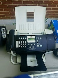 black and gray Brother photocopier machine Capitol Heights, 20743