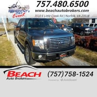 2010 Ford F-150 XLT Norfolk, 23518