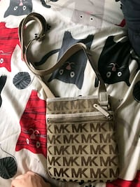 black and gray leather tote bag El Paso, 79915