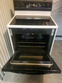 Electric stove with glass top Hollywood, 33020