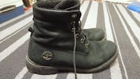 Black Timberlands Boot Size US 9.5 Toronto, M3J 1K7