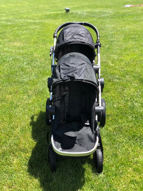 Baby Jogger City Select travel system ced95056-4d00-4e3d-97ac-f6f6ff24f376