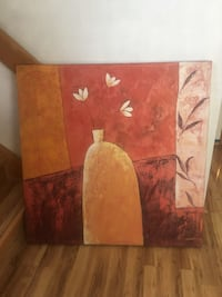 Abstract painting Des Moines, 50320