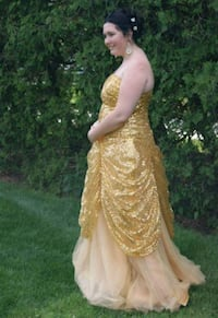 Belle inspired prom dress Welland, L3C 7A9