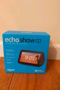 Echo Show 5 Middlesex County, 08536
