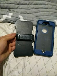 two black iPhone cases and black iPhone case 270 mi