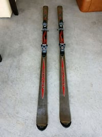Boland stainless-steel skis  East Gwillimbury, L9N 0C1
