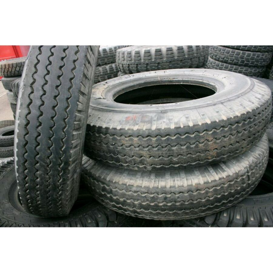 6 used tires