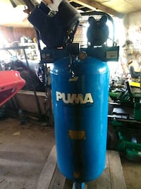 Puma 6hp 60gallon Cleveland