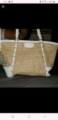 Coach Summer Straw Tote Upper Marlboro, 20774