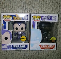 FUNKO POPS LOT - SPACE CADET CHASE & SPACE GHOST