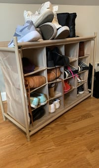 Shoes-shoe stand