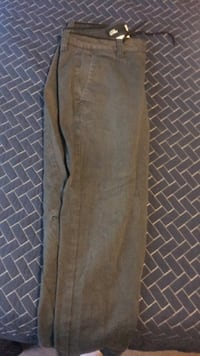 brown and gray floral pants Thousand Oaks, 91362