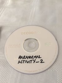 PARANORMAL ACTIVITY-2 VCD FİLMİ