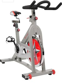 gray and red elliptical trainer Alexandria, 22304