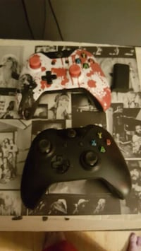 Modded zombie controller, xboxone controller