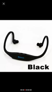 black and white bluetooth earpiece Worcester, 01605
