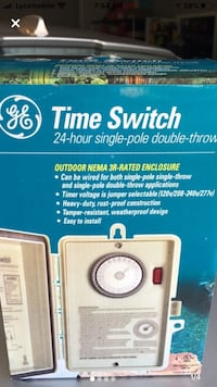 Time switch Boiling Springs, 29316