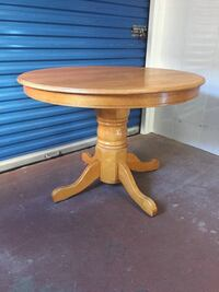 Wood Dining Table - Will Deliver Washington, 20011