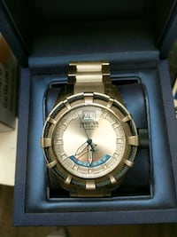 Men's Invicta divers watch