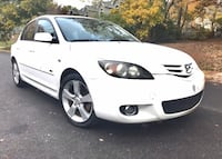 2004 Mazda ( Very Low Miles )) 3 Hatchback - Clean title - Sports  Takoma Park