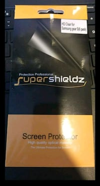 Screen Protector for Samsung Gear (S) Watch - Pack New Rochelle